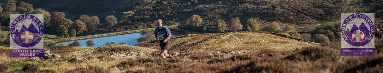 Next Race – Clwydian Hills 21st Oct